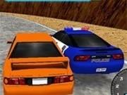 super curse 3d scapa de politie