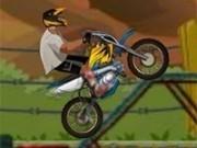 super moto curs de obstacole