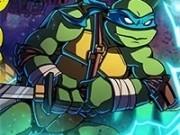 testoasele ninja versus power ranger