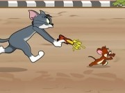 tom si jerry fuga de laser