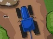 Jocuri cu tractoare de arat si parcat