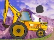 Jocuri cu tractor condus offroad cu cupa