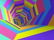 tunelul colorat