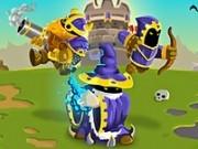 turnul arcasului de foc