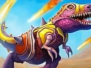 Jocuri cu turnurile distrugatoare de dinozauri