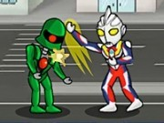 ultraman lupte infinite