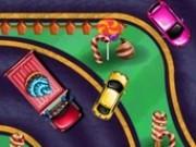 vehicule de parcat in trafic