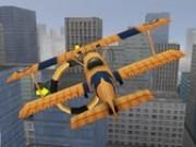 zbor cu avioane 3d