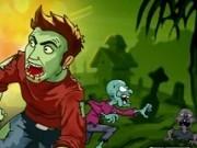 zombi aruncati in aer din cladiri